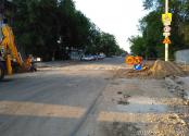 Капитальный ремонт тепловой сети по ул. Безжонова в рамках подготовки к ОЗП 2019-2020 г.