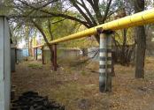 Изоляция тепловых сетей от котельной Т-10 пл. А.Сергеева